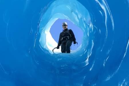 Ascending Path - Guided Glacier Tours