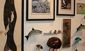 Alaska sedna wall Aurora Fine Art Gallery