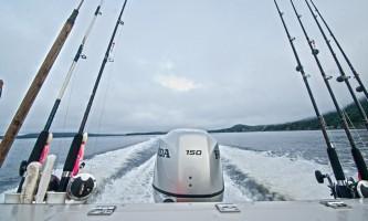 2013 Baranof Fishing Boat with poles2019