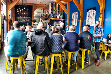 Big Swig Brewery Tours