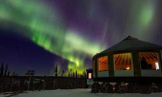 AUR alaska borealis basecamp fairbanks