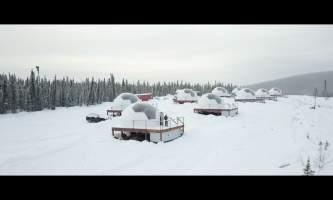 Camp alaska borealis basecamp fairbanks