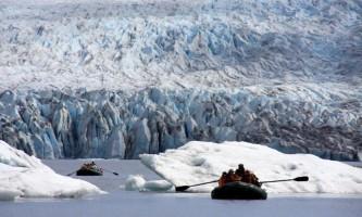 Spencer Glacier Float Spencer Glacier Raft PC Corey Anderson2019