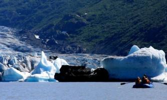 Chugach Adventures 2013 Iceberg Rafting Spencer Lake2019 2