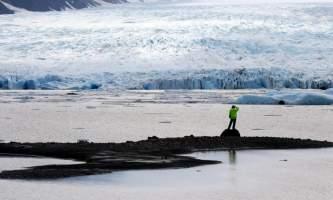 Spencer Glacier Float Spencer Glacier Guide Hi Viz PC Corey Anderson2019