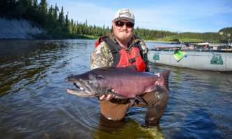 Copper River Guides Fishing 2021 Brandon Thompson DSC 0731