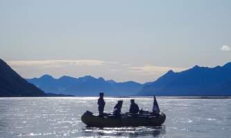 Copper River Guides Rafting 2021 Brandon Thompson Copper River 09 434
