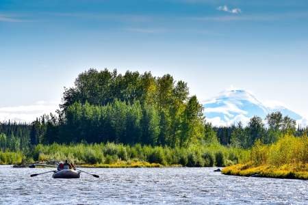 Copper River Guides Rafting Trips