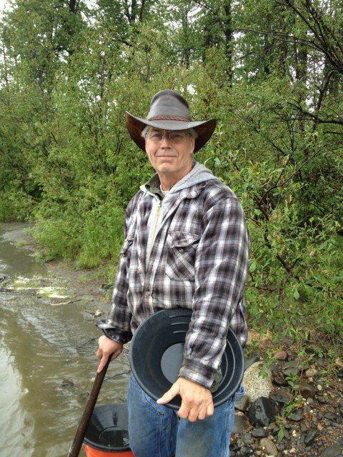 Spend the day with a real gold prospector as your guide