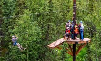 2018 Denali Park Zipline 32019