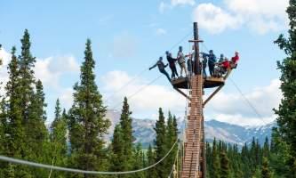 2018 Denali Park Zipline 422019