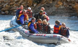 Denali Raft Adventures Advertisement Photo 12019