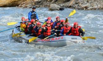 Denali Raft Adventures 2015 Tim Paddle2019