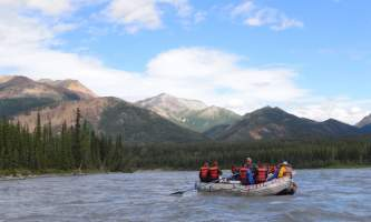 Denali Raft Adventures 2013 Mid Mc Kinley Run with Sugar Loaf2019
