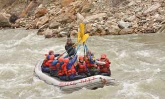 Denali Raft Adventures 2014 Peacock Paddle2019