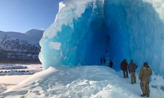 2021 ice cave