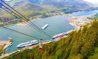 Mt Roberts Tram Cruise Ship Traffic Q8 C99302019