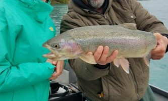 Great alaska adventure bucket list tripalaska rainbow kenai river steve