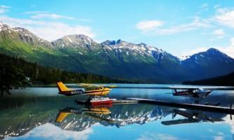 Great alaska adventure bucket list trip Nick Floatplane panoramic
