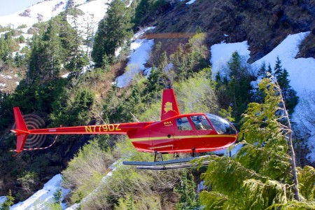 Helicopter Air Alaska