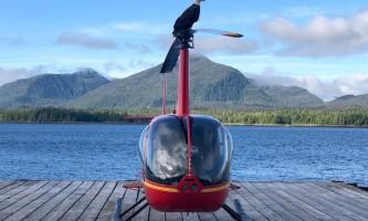 Helicopter Air Alaska Eagle on Heli2019