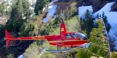 Helicopter Air Alaska