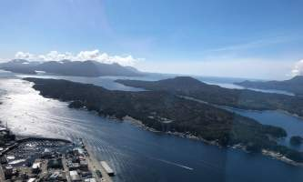 Helicopter Air Alaska Tongass Narrows2019