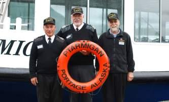 Portage Glacier Portage Glacier Ptarmigan Captains2019