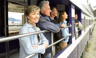 2012 Princess Rail Guests on Platform2019