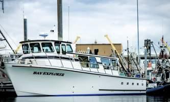 Homer ocean charters Bay Ex 2