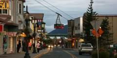 Alaska fitness tours South Franklin Street Juneau2019