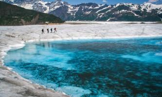 Glacier Hike 122019