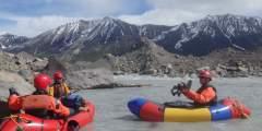 Kennicott Wilderness Guides Packrafting Tours