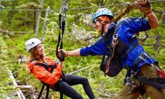Juneau Alpine Zip JNU