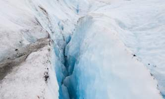 Exit glacier guides helicopter glacier hiking 15
