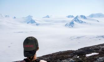 Exit glacier guides nature hike 3