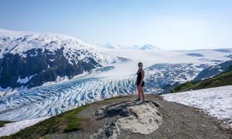 Exit glacier guides nature hike 4