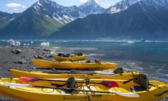 Alaska Bear Glacier Kayaking0004 bear glacier kayaking trip