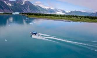 Alaska Bear Glacier Kayaking0012 bear glacier kayaking trip