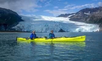 Alaska Aialik Wildlife Kayaking0009 Aialik Glacier Wildlife viewing and Kayaking