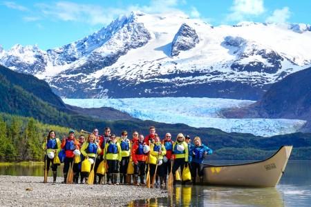 Liquid Alaska Mendenhall Glacier Ice Adventure