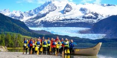 Liquid Alaska Mendenhall Glacier Ice Adventure
