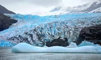 2021 Mendenhall Glacier Ice Adventure Tour Jason glacier iceburg