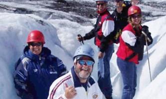 MICA Glacier Climbing and Ice Trekking c12019