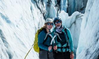 Don Wray MICA tools alaska mica guides glacier trekking
