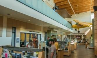 Alaska SHO 3934 Morris Thompson Center