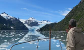Alaska whittier North Pacific Expeditions Icy Bay north pacific expeditions