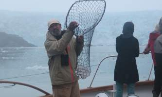 Alaska whittier North Pacific Expeditions PWS Kings Bay ice fishing north pacific expeditions