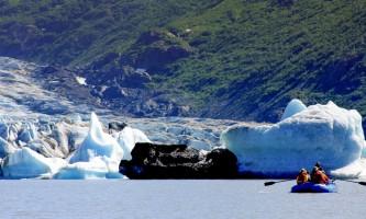Northern exposure alaska sampler 169 spencer glacier iceberg float 347 0 Original