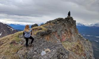 Northern exposure alaska sampler 169 denali backcountry guides hike 1302 0 Original